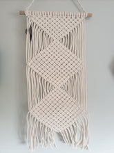 Load image into Gallery viewer, Cotton Macrame Hanging Design Four