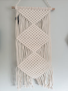 Cotton Macrame Hanging Design Four