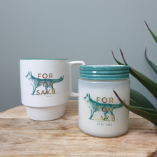 Load image into Gallery viewer, 'For Fox Sake' Candle & Mug Gift Set