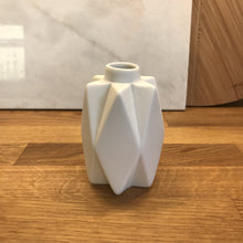 Load image into Gallery viewer, Liv Interior Small White Ceramic Vase