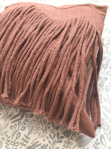 Sierra Fringe Cushion