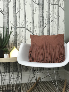 Liv Interior Sierra Fringe Cushion