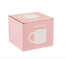 Load image into Gallery viewer, Sass & Belle Girl Power Boobies Porcelain Mug.