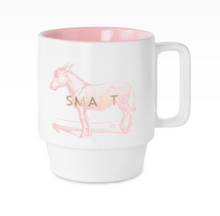Load image into Gallery viewer, Set Of Three Stackable Sass Mugs
