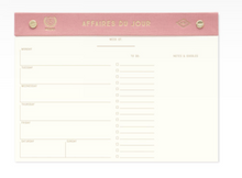 Load image into Gallery viewer, Weekly Desktop Planner: Pink or Black