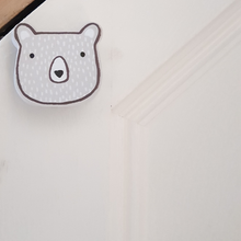 Load image into Gallery viewer, Sass & Belle Bear Drawer Knob