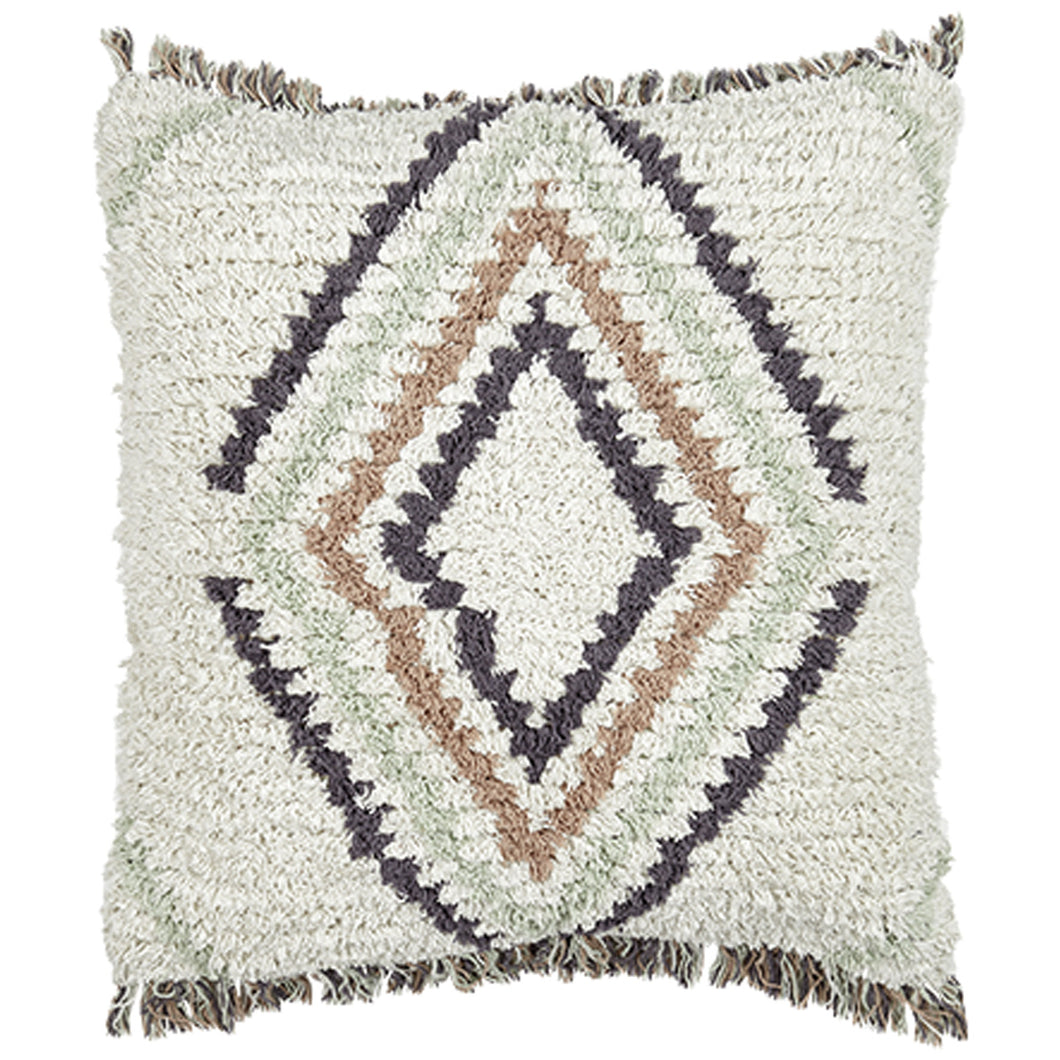 Liv Interior Large Berber Cushion Cover