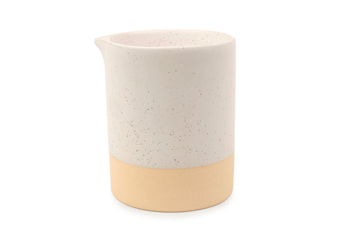 Paddy Wax Mesa Speckled 10oz Ceramic Candle - Black Salt & Birch