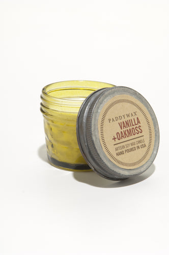 Relish Vintage 3oz Jar - Vanilla & Oakmoss