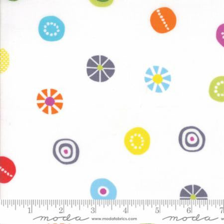 Hey Dot Fabric by Zen Chic