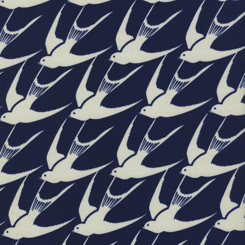 Bluebird Fabric by Cotton + Steel