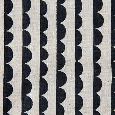 Monochrome Fabric by Ellen Baker