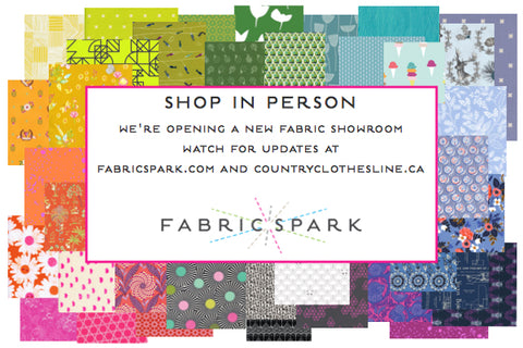 Canadian Online Fabric Store