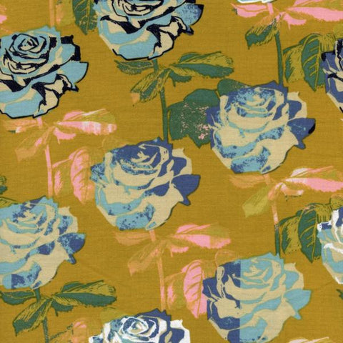 Melody Miller Picnic Cotton + Steel - Rose Garden