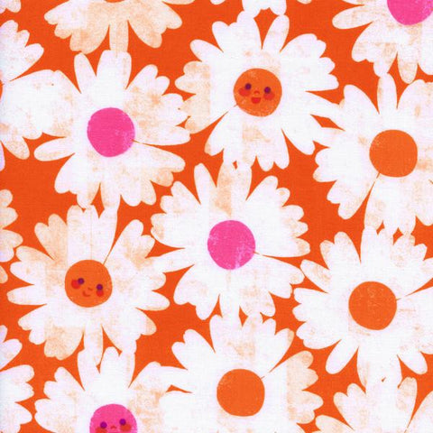 Melody Miller Trinket - Happy Garden in Orange