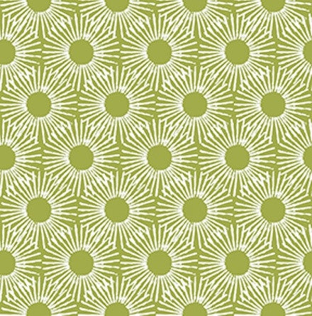 Punch by Stof Shape - Dandelions Green