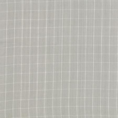 Moda Pure and Simple Brushed Wovens - Windowpane Grey