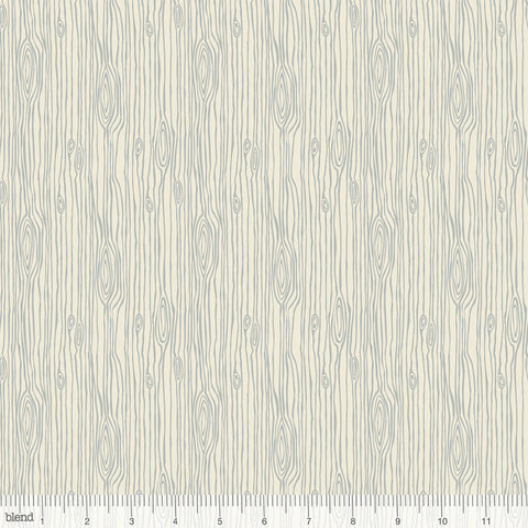 Blend Fabrics - Enchanted - Elm in Grey