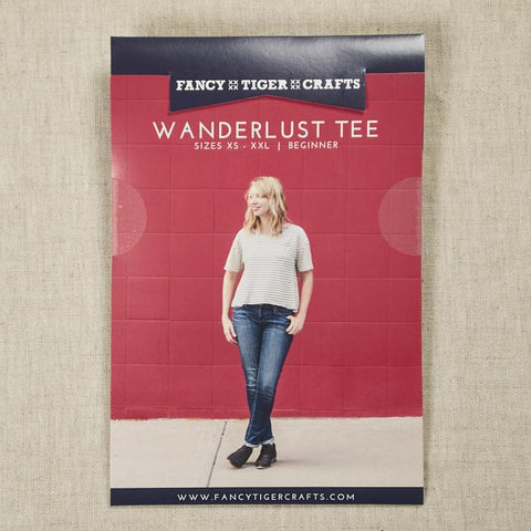The Wanderlust Tee Workshop - June 28 10:00 AM - 4:00 PM
