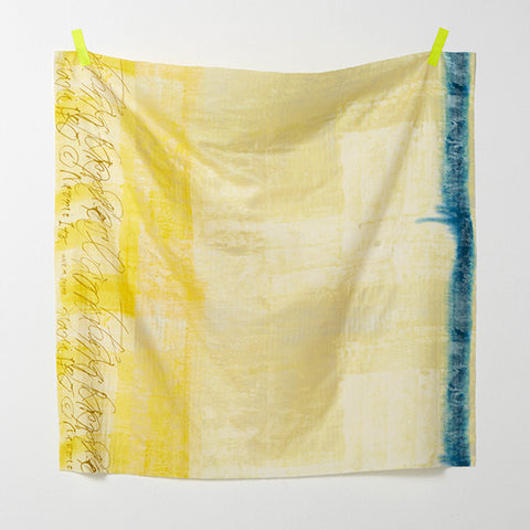 Nani Iro Double Gauze 2018 Pipple in Yellow
