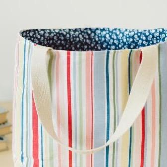 Learn to Sew II - Tote Bag- June 6 5:00 - 9:00