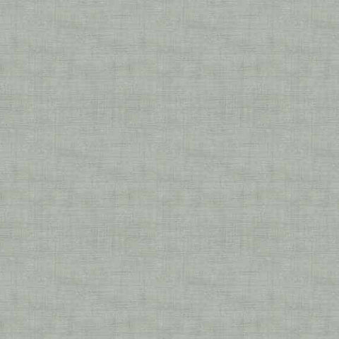 Makower Linen Texture Blue/Grey