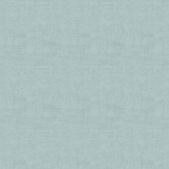 Makower Linen Texture Light Blue
