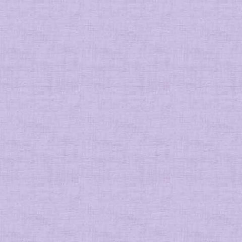 Makower Linen Texture in Lilac