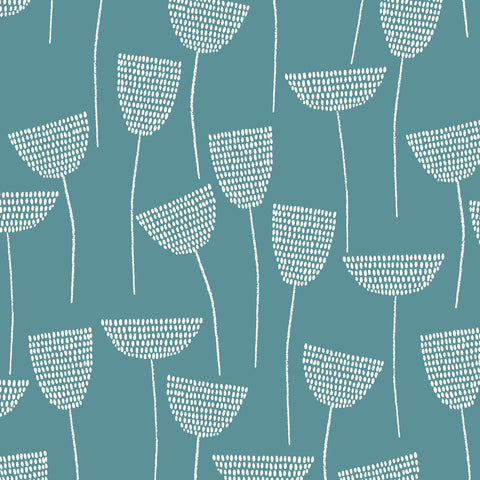Eloise Renouf Threads - Stitch Stem Teal