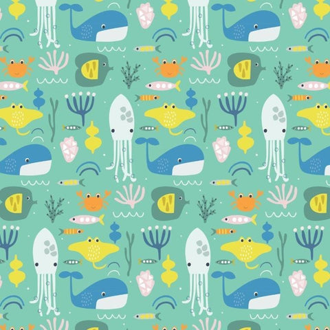 Dashwood Habitat by Sally Payne - Deep Sea