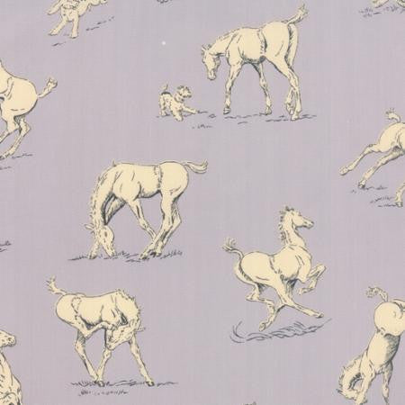 Purebred by Erin Michael Modern Horsing Around Grey