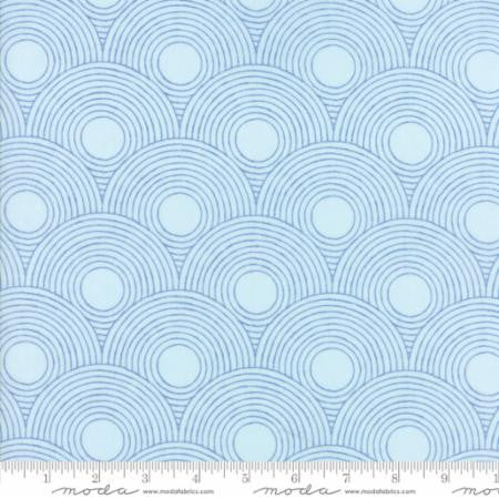 True Blue by Zen Chic Glacier Circles