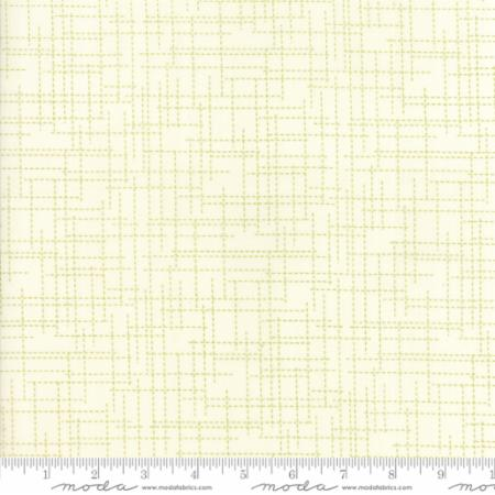 Zen Chic Modern Backgrounds Colorbox - Grid Porcelain/Pesto