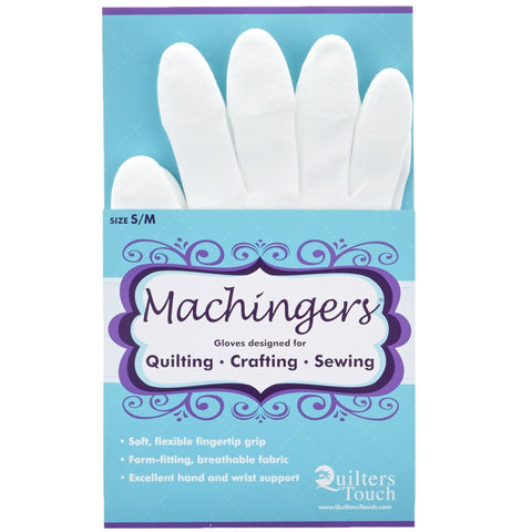 Machingers Quilting Gloves - multiple sizes