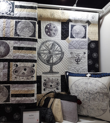 Encyclopedia Galactica by Suite 1500 - Astronomical Linen