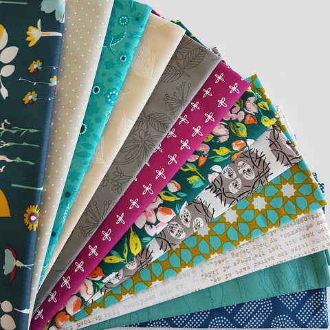Fat Quarter Bundle - March 2017 Monthly Sparks Bundle
