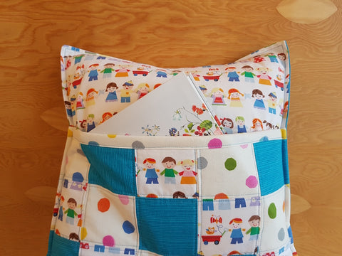 Homemade Holidays - Pocket Pillow Friday December 8 - afternoon