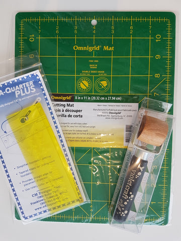 Foundation Paper Piecing Tools