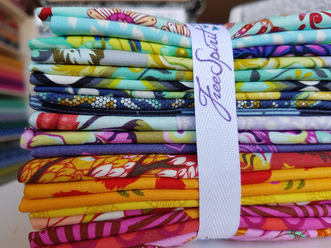 Designer Bundle - Throw Back - Tula Pink 20 fat quarters