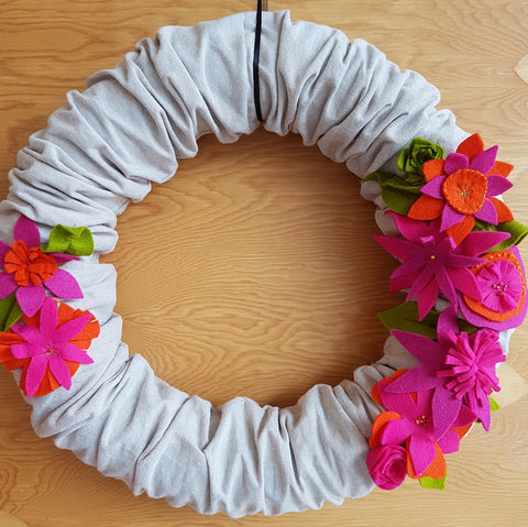 Homemade Holidays - Holiday Wreath - Wed Nov 21 1:30 - 4:30
