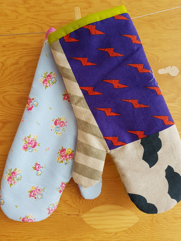 Homemade Holidays - Oven Mitts Wed Nov 7 1:30 - 4:30