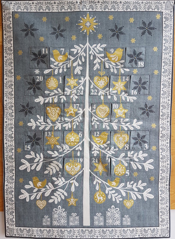 Homemade Holidays - Advent Calendar in Silver or Red - Wed Nov 14 10:00 - 1:00