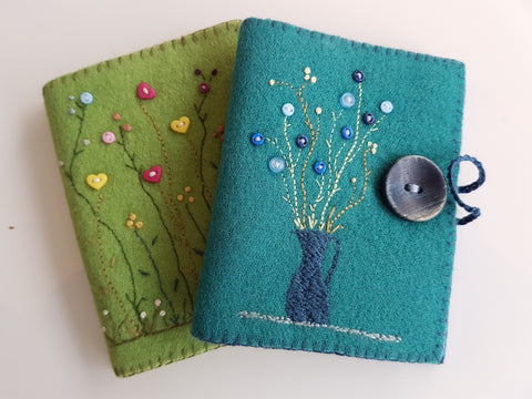 Homemade Holidays - Wool Needle Book - December 1 1:30 - 4:30