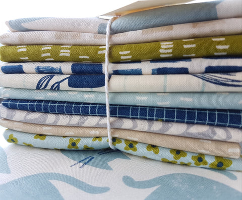 Designer Bundle - Home by Sarah Golden - 10 Fat Quarters