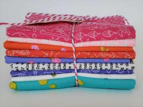 Designer Bundle Alison Glass Sunprints - 9 x Fat Quarters