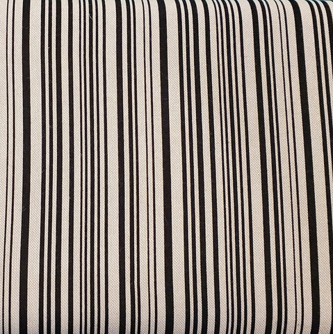 Katia Canvas - Black Stripes