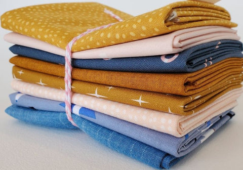 Staff Picks Bundle - 8 Fat Quarters - Honey I'm Home