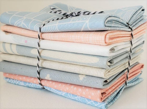 Staff Picks Bundle - 8 Fat Quarters - Hey Baby