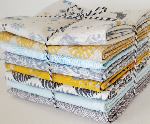 Staff Picks Bundle - 8 Fat Quarters - Soft and Sweet