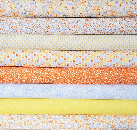 Camelot Fabrics - Meadow Haze by VIcky Yorke